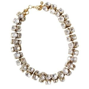 "J. Crew ""Full Spectrum"" Statement Necklace"